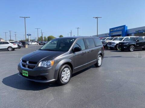 2018 Dodge Grand Caravan for sale at DOW AUTOPLEX in Mineola TX