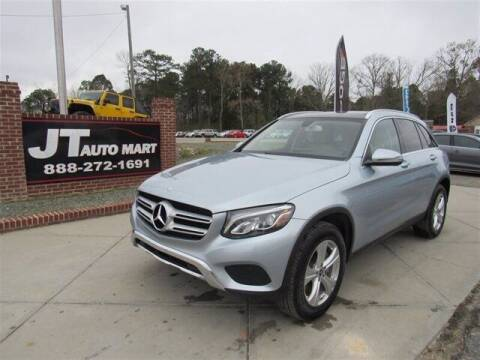 2017 Mercedes-Benz GLC for sale at J T Auto Group in Sanford NC
