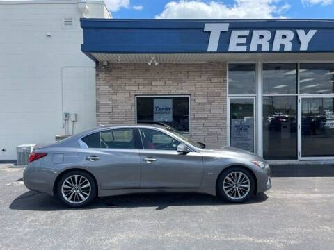 2018 Infiniti Q50 for sale at Terry Auto Outlet in Lynchburg VA