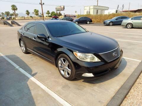 2008 Lexus LS 460 for sale at Century Auto Sales in Apache Junction AZ