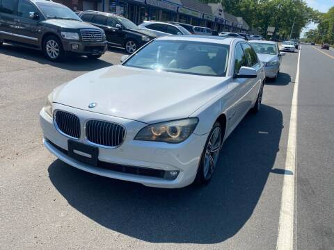 2010 BMW 7 Series for sale at Manchester Motors in Manchester CT