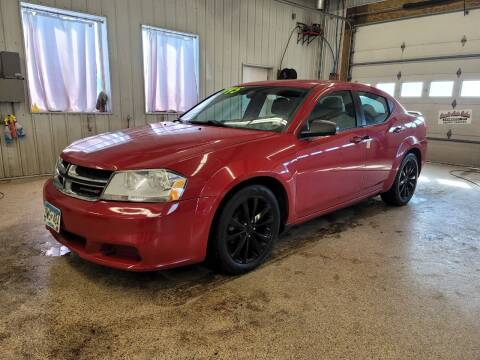 2014 Dodge Avenger for sale at Sand's Auto Sales in Cambridge MN