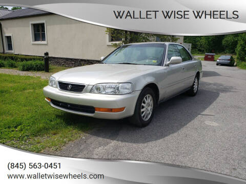 1998 Acura TL for sale at Wallet Wise Wheels in Montgomery NY