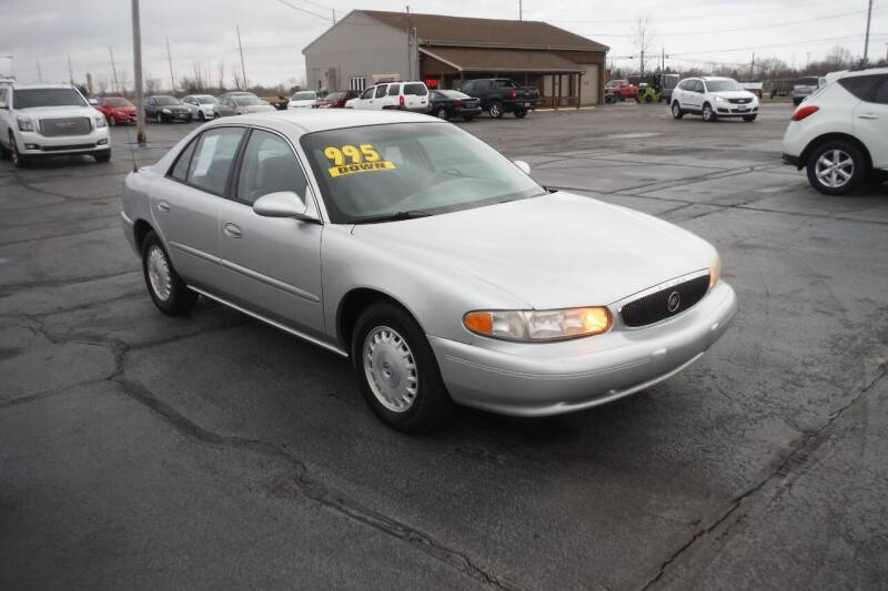 2004 Buick Century for sale at Bryan Auto Depot in Bryan OH