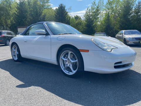 2004 Porsche 911 for sale at R & R Motors in Queensbury NY