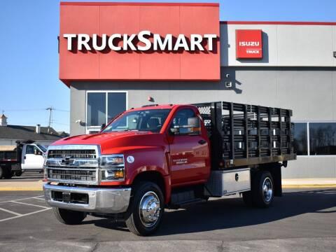 2019 Chevrolet Silverado 5500HD for sale at Trucksmart Isuzu in Morrisville PA