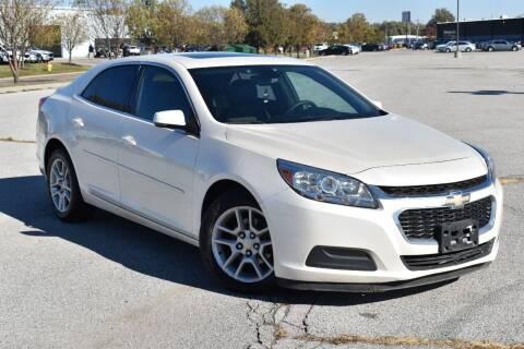 2014 Chevrolet Malibu for sale at Big O Auto LLC in Omaha NE
