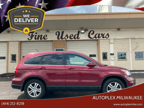 2010 Honda CR-V for sale at Autoplex 2 in Milwaukee WI