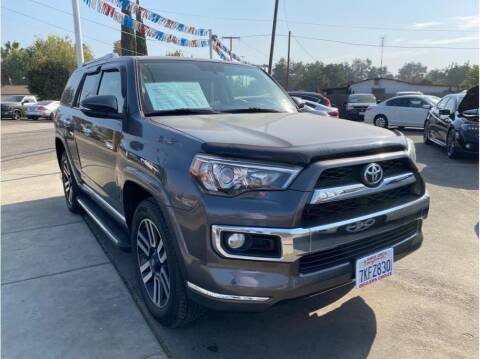 2015 Toyota 4Runner for sale at Dealers Choice Inc in Farmersville CA