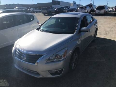 2013 Nissan Altima for sale at BILLY HOWELL FORD LINCOLN in Cumming GA