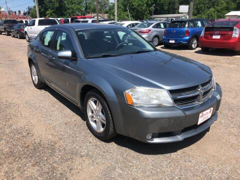 2010 Dodge Avenger for sale at Truck City Inc in Des Moines IA