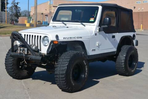 2004 Jeep Wrangler for sale at PA Auto World in Levittown PA