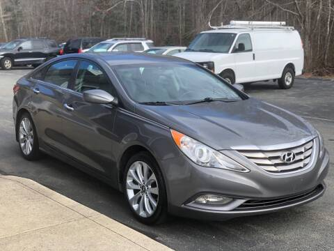 2013 Hyundai Sonata for sale at Elite Auto Sales in North Dartmouth MA