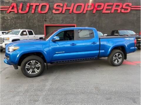 2018 Toyota Tacoma for sale at AUTO SHOPPERS LLC in Yakima WA