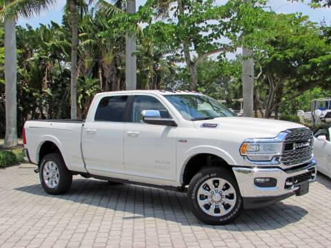 2020 RAM Ram Pickup 2500 for sale at Auto Quest USA INC in Fort Myers Beach FL