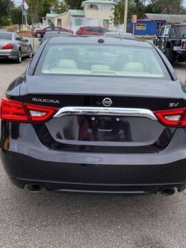 2016 Nissan Maxima for sale at Good Clean Cars in Melbourne FL