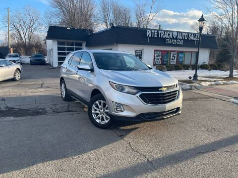 2020 Chevrolet Equinox for sale at Rite Track Auto Sales in Canton MI