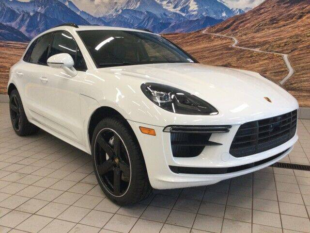 2021 Porsche Macan for sale in Anchorage, AK