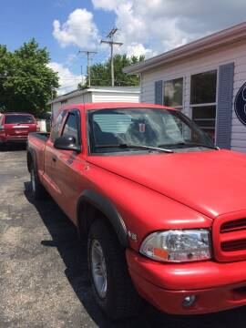 1999 Dodge Dakota for sale at Mike Hunter Auto Sales in Terre Haute IN