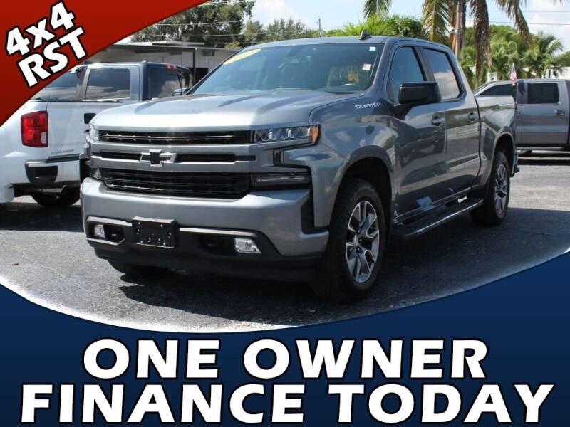 2019 Chevrolet Silverado 1500 for sale at Palm Beach Auto Wholesale in Lake Park FL