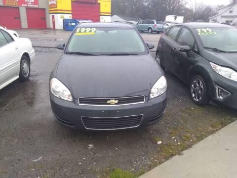2009 Chevrolet Impala for sale at Marino's Auto Sales in Laurel DE