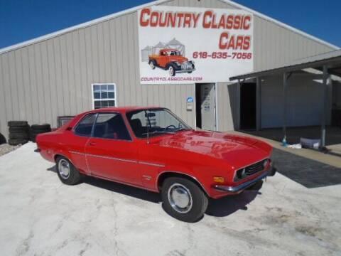 1973 Opel Manta