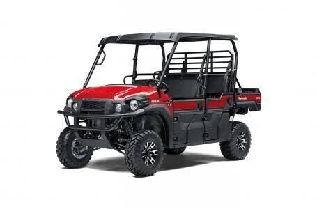 2020 Kawasaki Mule