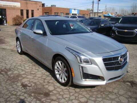 2014 Cadillac CTS for sale at 1st Class Imports LLC in Cleveland OH