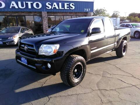 2008 Toyota Tacoma for sale at Hanford Auto Sales in Hanford CA