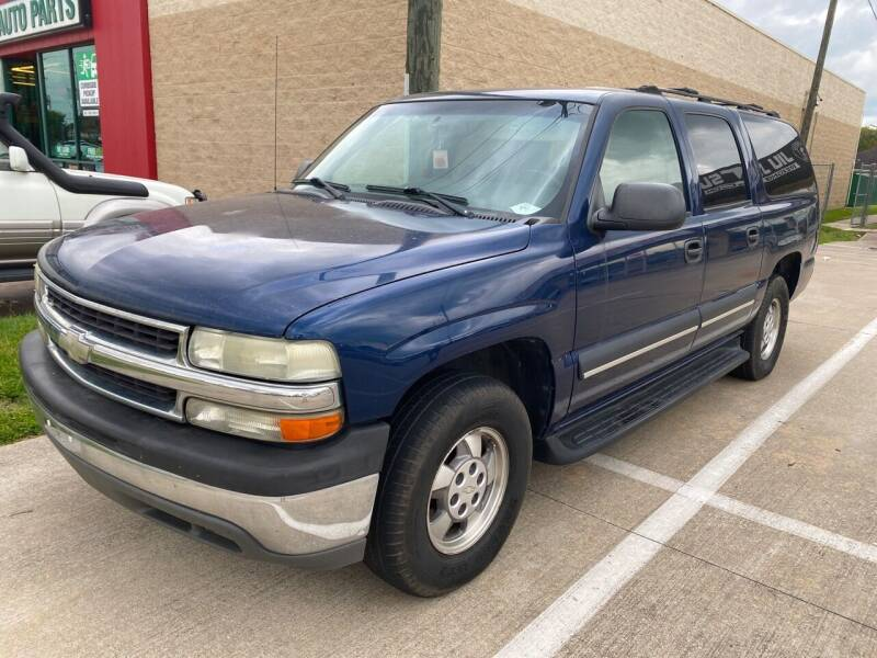 2003 Chevrolet Suburban for sale at Houston Auto Gallery in Katy TX
