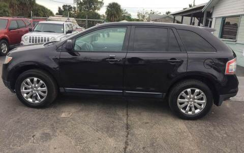 2007 Ford Edge for sale at CAR-RIGHT AUTO SALES INC in Naples FL