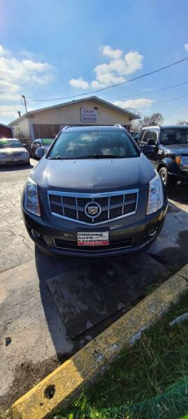 2010 Cadillac SRX AWD Turbo Performance Collection 4dr SUV - South Chicago Heights IL