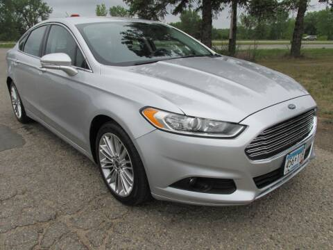 2014 Ford Fusion for sale at Buy-Rite Auto Sales in Shakopee MN