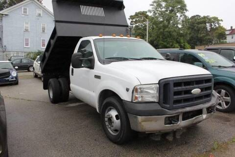 2006 Ford F-350 Super Duty for sale at Beacon Auto Sales Inc in Worcester MA