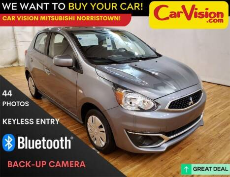 2020 Mitsubishi Mirage for sale at Car Vision Mitsubishi Norristown in Trooper PA