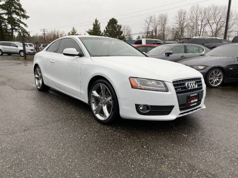2012 Audi A5 for sale at LKL Motors in Puyallup WA