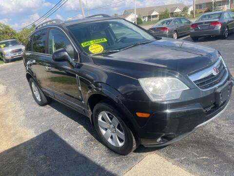 2008 Saturn Vue for sale at C&C Affordable Auto and Truck Sales in Tipp City OH
