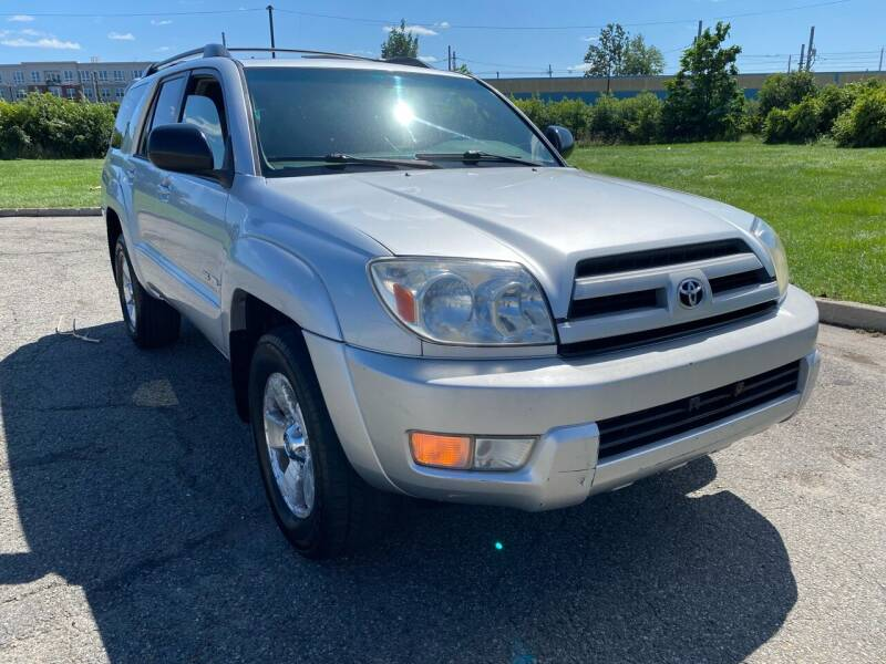 2003 Toyota 4Runner for sale at Pristine Auto Group in Bloomfield NJ