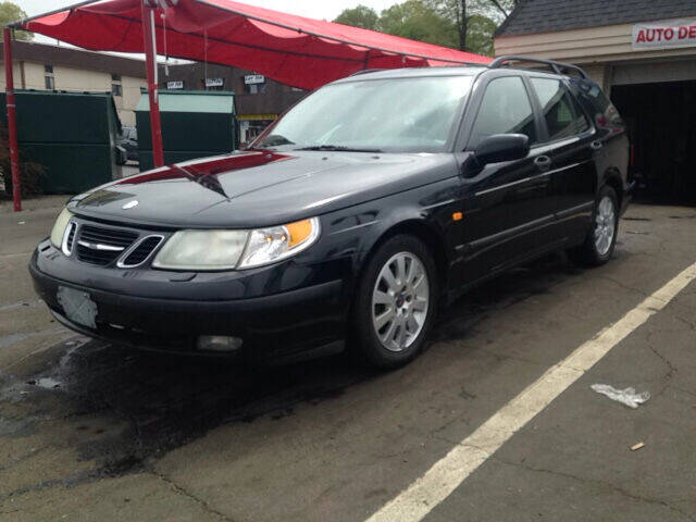 2002 Saab 9-5 for sale at Auto King Picture Cars in Pound Ridge NY