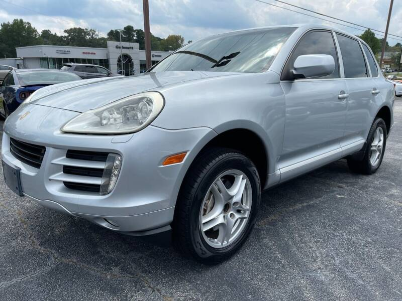 2008 Porsche Cayenne for sale at United Luxury Motors in Stone Mountain GA