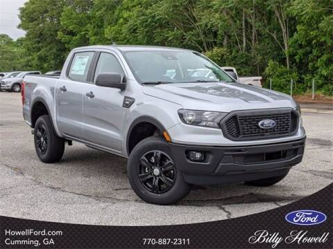 2021 Ford Ranger for sale at BILLY HOWELL FORD LINCOLN in Cumming GA