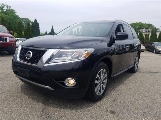 2016 Nissan Pathfinder for sale at East Providence Auto Sales in East Providence RI
