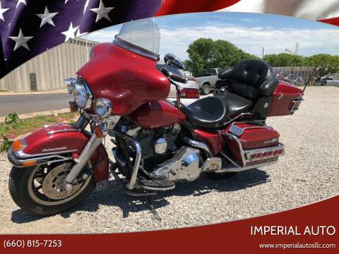 1990 Harley-Davidson ULTRA CLASSIC for sale at Imperial Auto, LLC in Marshall MO