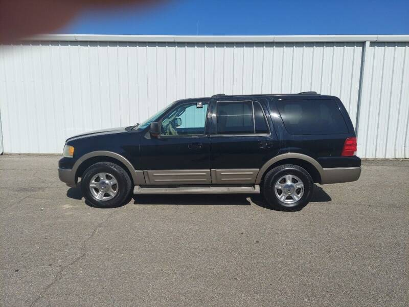 2004 Ford Expedition for sale at Longhorn Motors in Belton TX