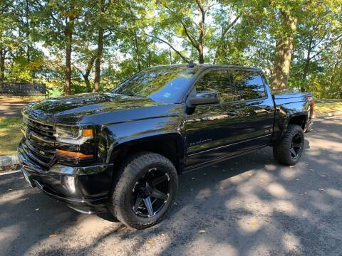 2016 Chevrolet Silverado 1500 for sale at Crazy Cars Auto Sale in Jersey City NJ