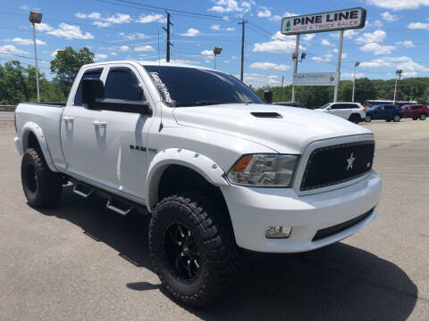 2012 RAM Ram Pickup 1500 for sale at Pine Line Auto in Eynon PA