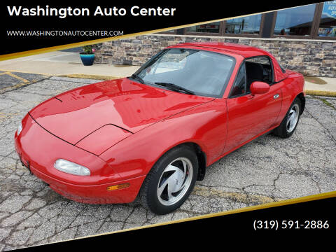 1990 Mazda MX-5 Miata for sale at Washington Auto Center in Washington IA