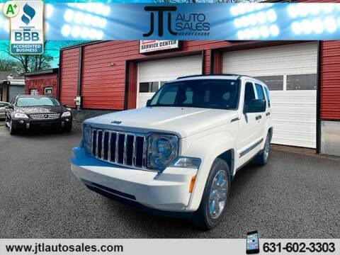 2009 Jeep Liberty for sale at JTL Auto Inc in Selden NY