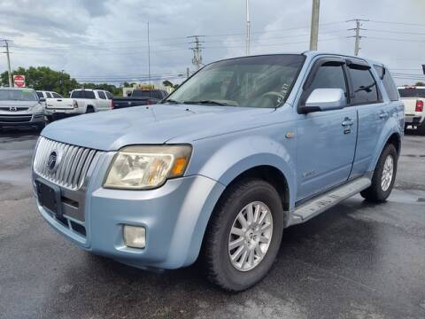 2008 Mercury Mariner for sale at BC Motors PSL in West Palm Beach FL