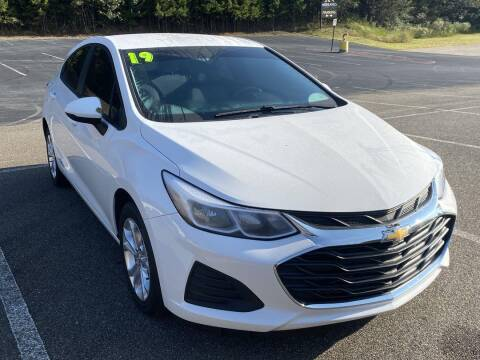 2019 Chevrolet Cruze for sale at CU Carfinders in Norcross GA